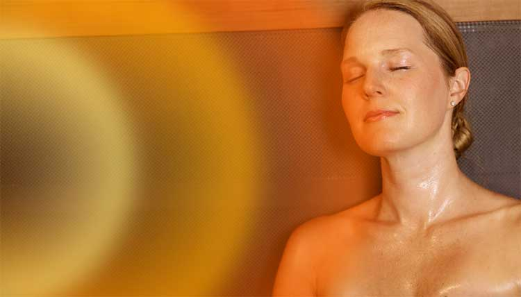 infrared sauna tech